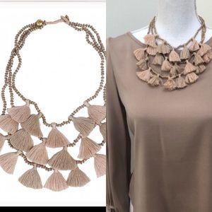 🎉🎉🎉Host Pick🎉🎉🎉 ...Layered Tassel Necklace